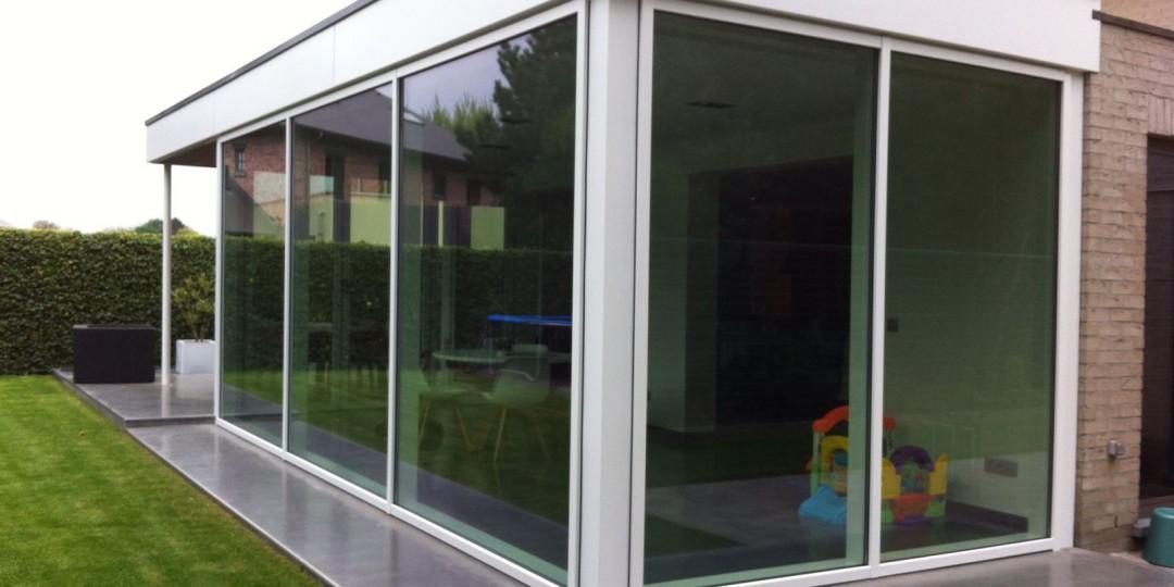 Nieuw concept: moderne uitbreiding leefruimte